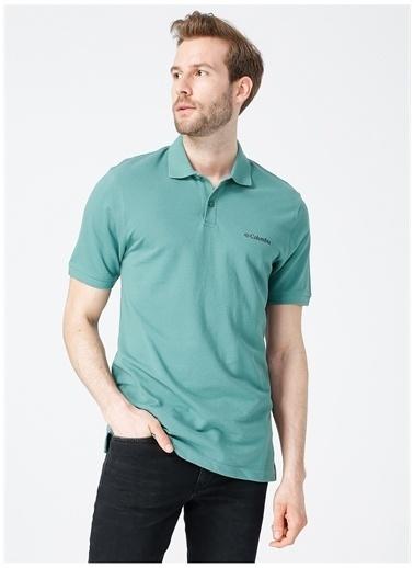 Columbia Columbia Polo T-Shirt Yeşil